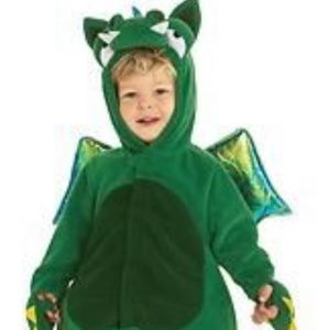 Old navy dragon costume 6-12 months